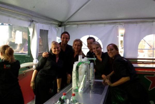 Krabbenfoor 2013 PION horeca en promotie