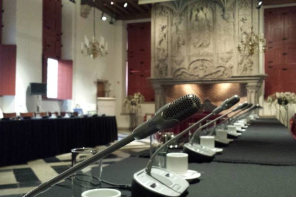 Vergadering Ministers Nederland en België PION horeca en promotie