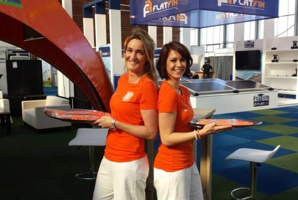 Beurs Orange Solar Haarlem 2014 PION horeca en promotie