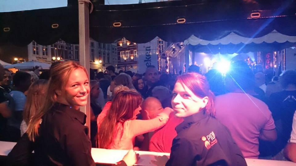 Krabbenfoor 2014 PION horeca en promotie