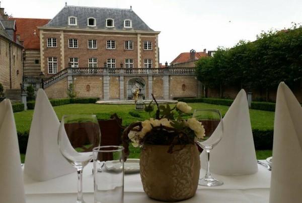 Lunch Franse Tuin Markiezenhof PION horeca en promotie