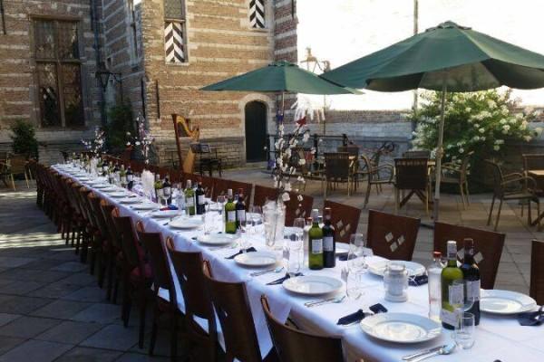Bruiloft Markiezenhof PION horeca en promotie