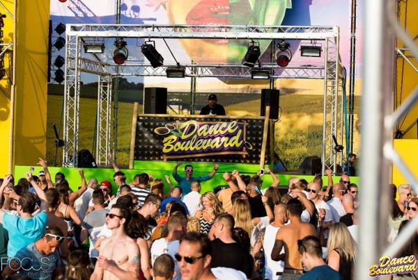 Danceboulevard 2015 PION horeca en Promotie
