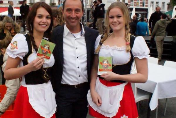 Promotie BoZtoberfest PION horeca en promotie