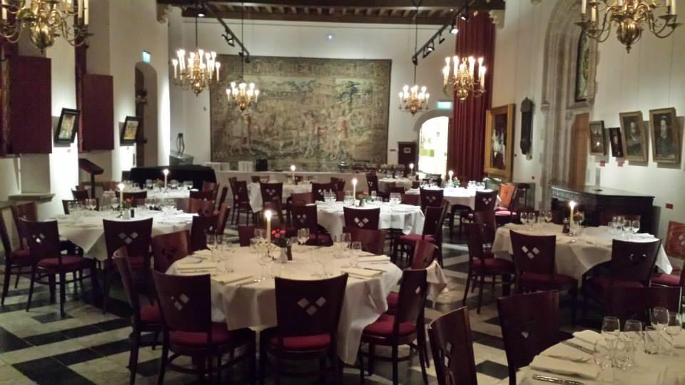 Diner La Pucelle PION horeca en promotie