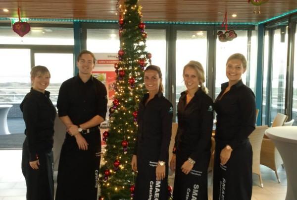 Kerstborrel Mepavex PION horeca en promotie
