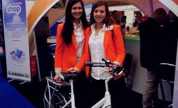 Beurs Orange Solar Haarlem 2013 PION horeca en promotie