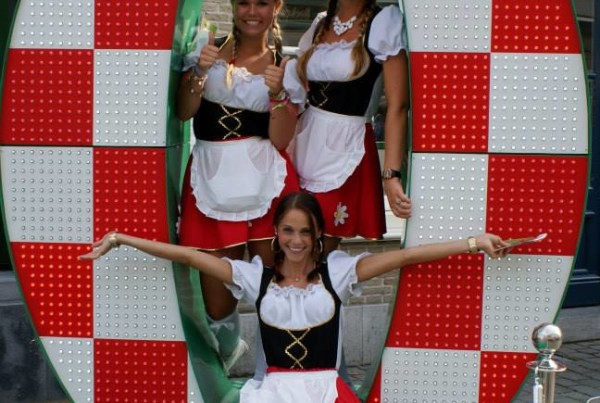 Promotie BoZtoberfest 2013 PION horeca en promotie