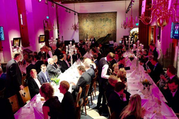 GoBoZ Ondernemersgala 2016 PION horeca en promotie