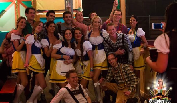 Oktoberfest Roosendaal 2015 PION horeca en promotie