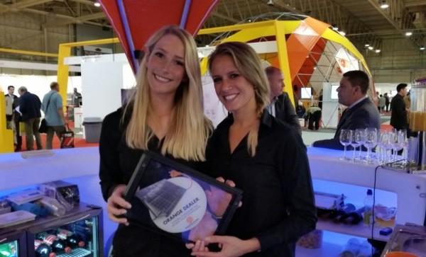 Beurs Orange Solar Den Bosch 2015 PION horeca en promotie