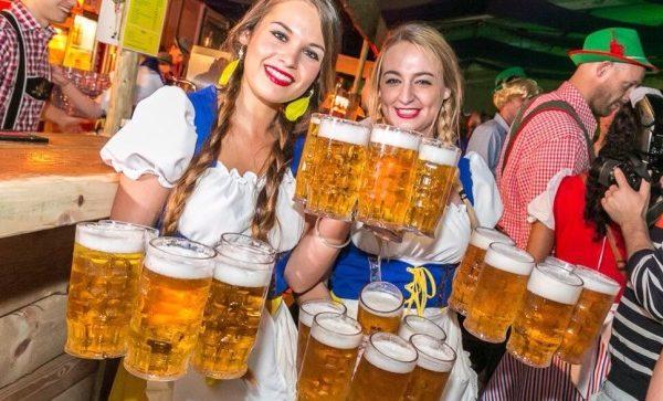 Oktoberfest Breda PION horeca en promotie
