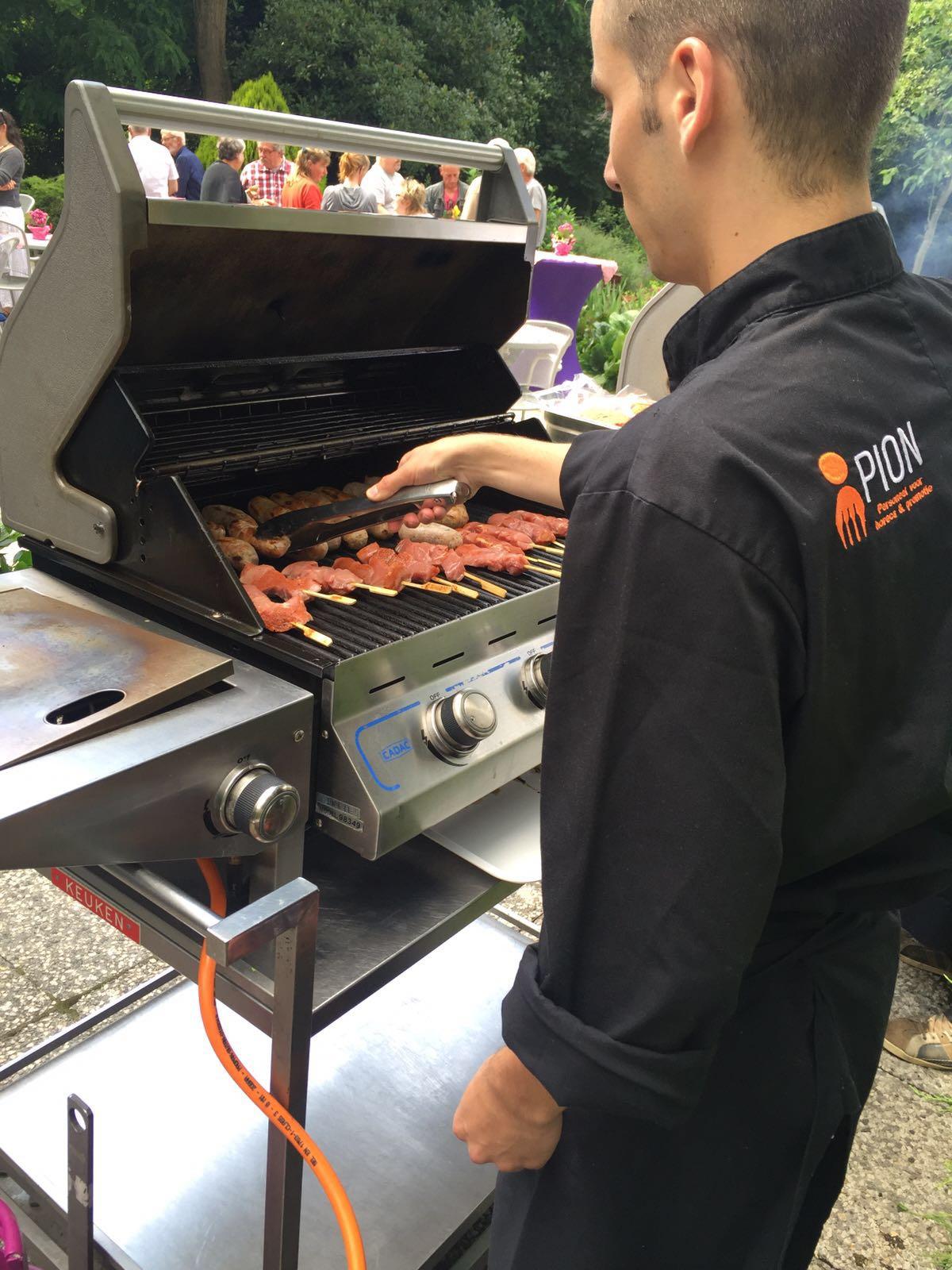 BBQ Meuilusflat PION horeca en Promotie