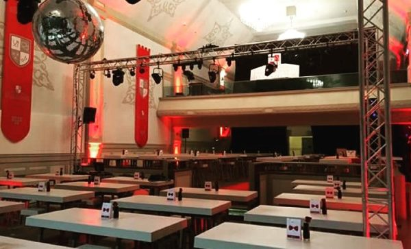 Grand theater Breda PION horeca en promotie