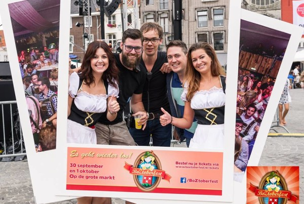 Promotie BiZtoberfest 2016 PION horeca en promotie