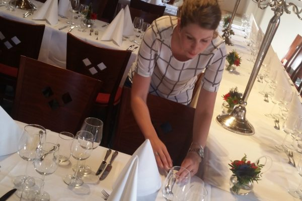 Diner Markiezenhof PION horeca en promotie