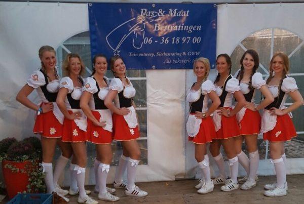 Oktoberfest Zevenbergen PION horeca en promotie