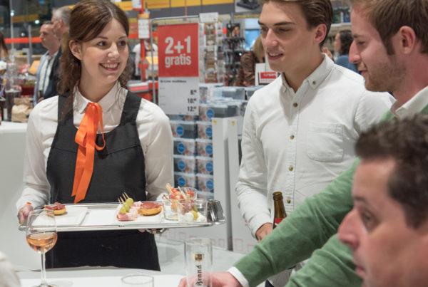 Opening Nieuw Pand Praxis Bergen op Zoom PION horeca en promotie