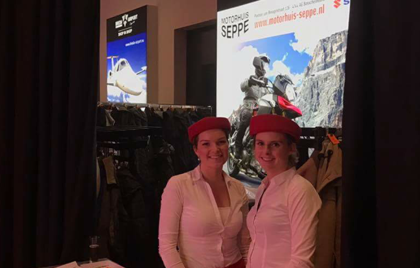 Eindejaarsfeest Sabic Bergen op Zoom PION horeca en promotie