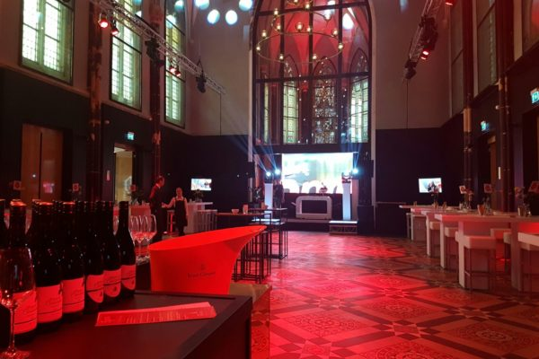 Hotel Nassau 5pm Borrel PION horeca en promotie