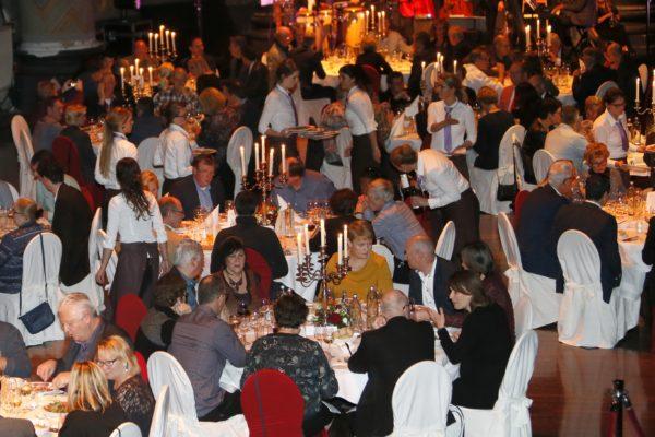 Diner de Maagd PION horeca en promotie