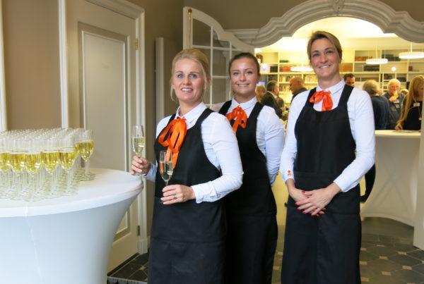 Opening nieuw pand West Brabants Archief Bergen op Zoom PION horeca en promotie