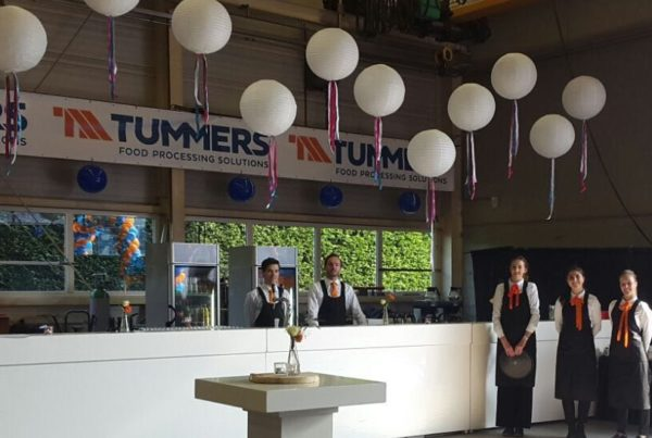 Familiedag Tummers Machinebouw PION horeca en promotie