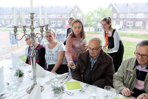 Stadlander Buurt Cultuur Fonds Scholenproject Proefmei PION horece en promotie