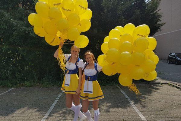 Promotie Oktoberfest Roosendaal PION horeca en promotie