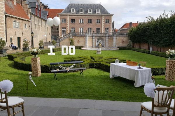 Bruiloft Markiezenhof Bergen op Zoom PION horeca en promotie