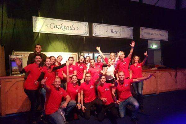 Roosendaal NL PION horeca en promotie