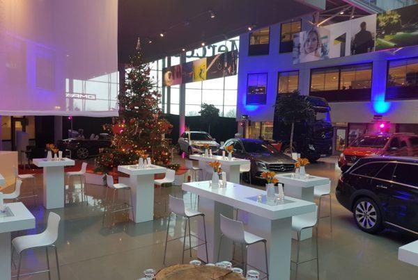 Hutten Caterin Mercedes Utrecht PION horeca en promotie
