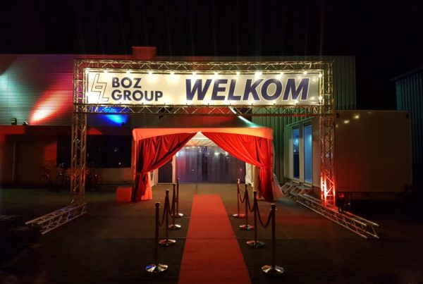 Boz-Group PION horeca en promotie