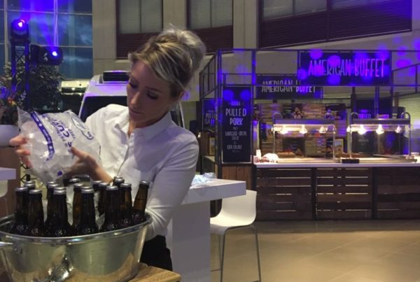 Hutten catering Utrecht, PION horeca en promotie