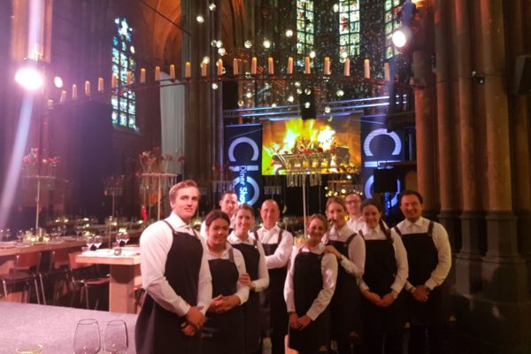 Hutten Catering Den Bosch Orangerie Pion Horeca en Promotie