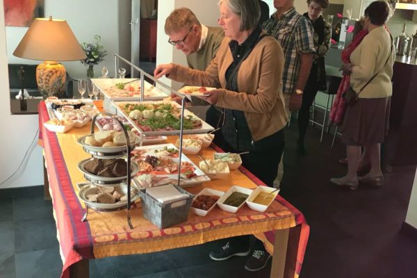 Particilier feest smaeck catering