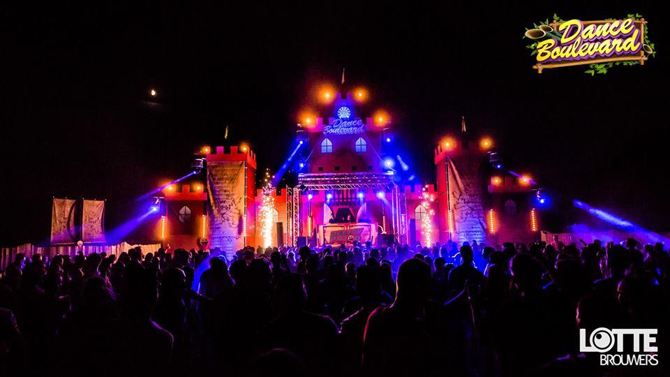 Danceboulevard 2018 Bergen op Zoom bediening bar event PION Horeca en Promotie