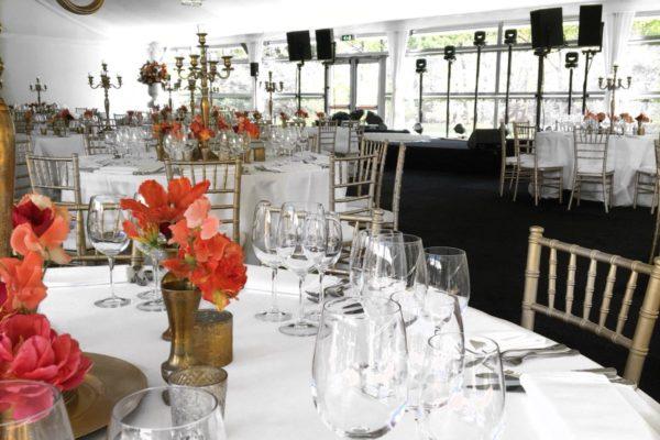 Diner Arjan van Dijk PION horeca en promotie