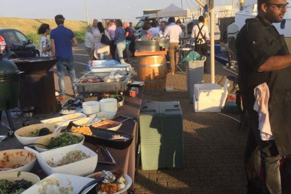Boottocht More-Itz Drimmelen food catering PION Horeca en Promotie Bergen op Zoom