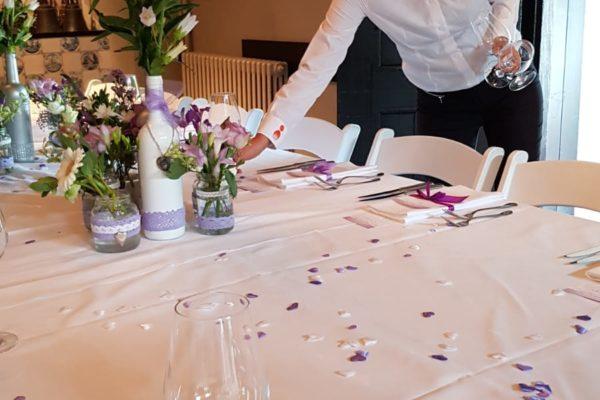 Fletcher Hotel Renesse diner bediening PION Horeca en Promotie
