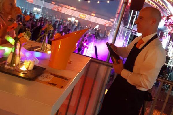 Carrousel Festival Bergen op Zoom Lil Kleine Jebroer Bizzey bediening bar VIP event PION Horeca en Promotie
