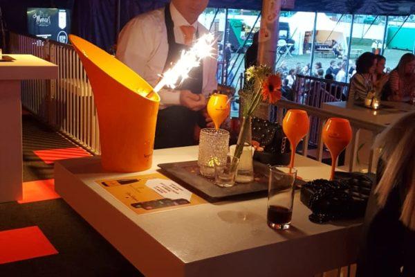 Carrousel Festival Bergen op Zoom Lil Kleine Jebroer Bizzey bediening VIP PION Horeca en Promotie