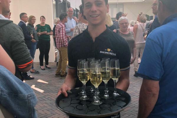 Opening Het Eetbare Landgoed Orangerie Mattemburgh bediening PION Horeca en Promotie Bergen op Zoom Hoogerheide