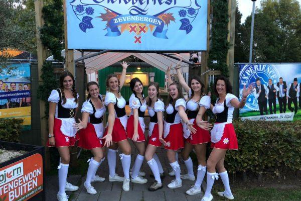 Oktoberfest Zevenbergen 2018 PION Horeca en Promotie