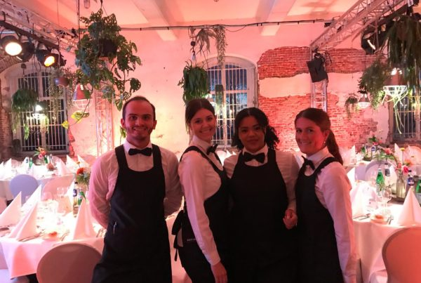GoBoZ ondernemersgala 2018 PION horeca en Promotie VIP bediening diner