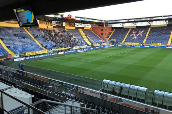 NAC Breda Pion horeca en promotie bediening VIP Purple catering