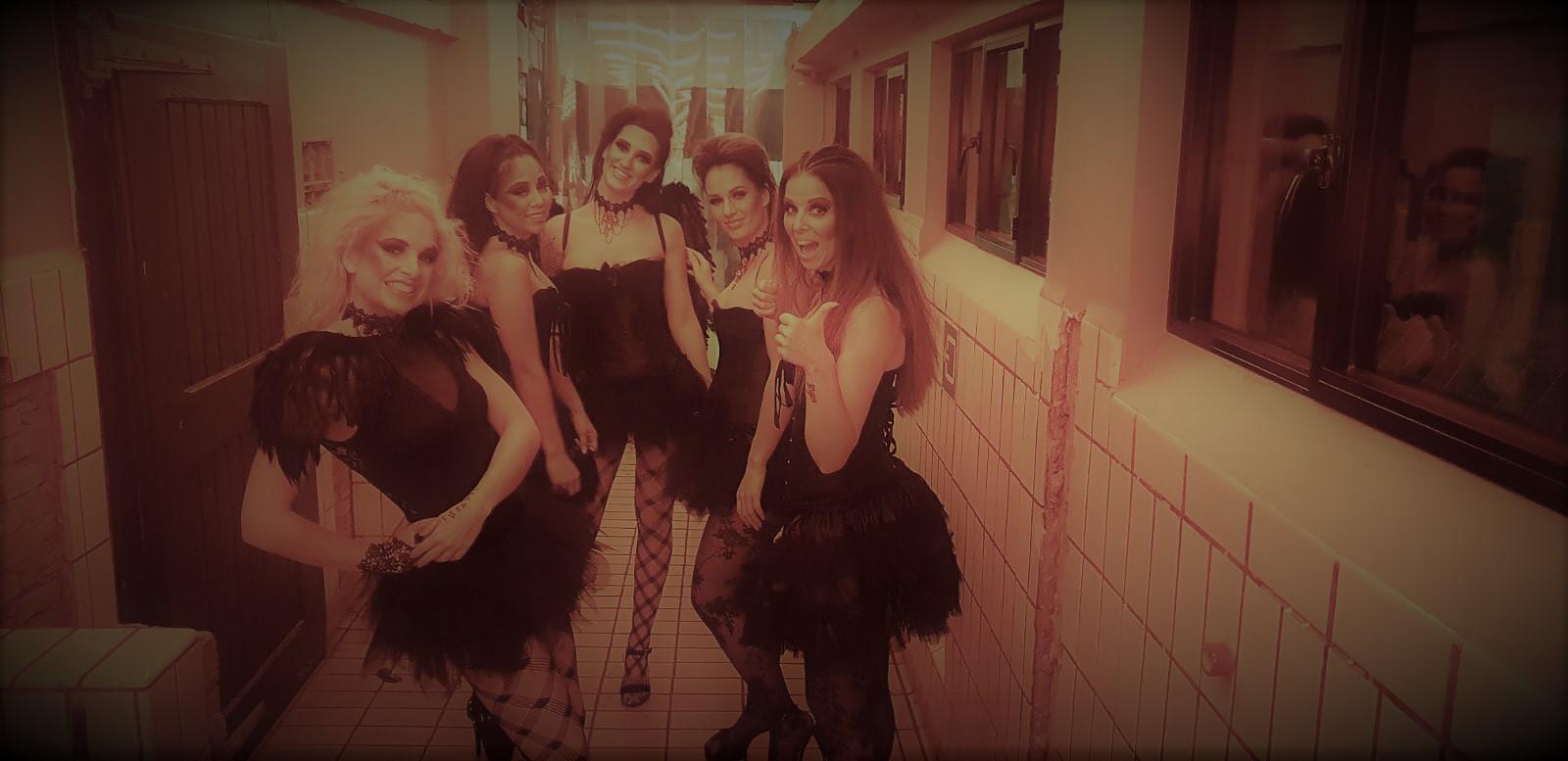 Black smoke Antwerpen PION horeca & Promotie i.s.m. Beauty Meets Business