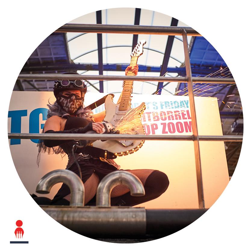 PION, horeca, promotie, food entertainment, Bergen op Zoom, uitzendbureau