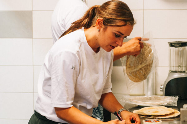 Keuken crew Pion Horeca en Promotie Team werknemers Bergen op Zoom Kok keukenmedewerkers restaurants Dishoek