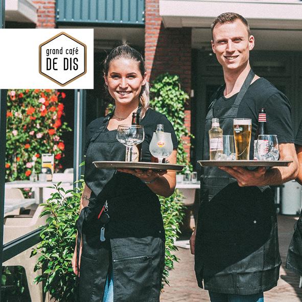 De Dis Dishoek Cafe horeca Zeeland